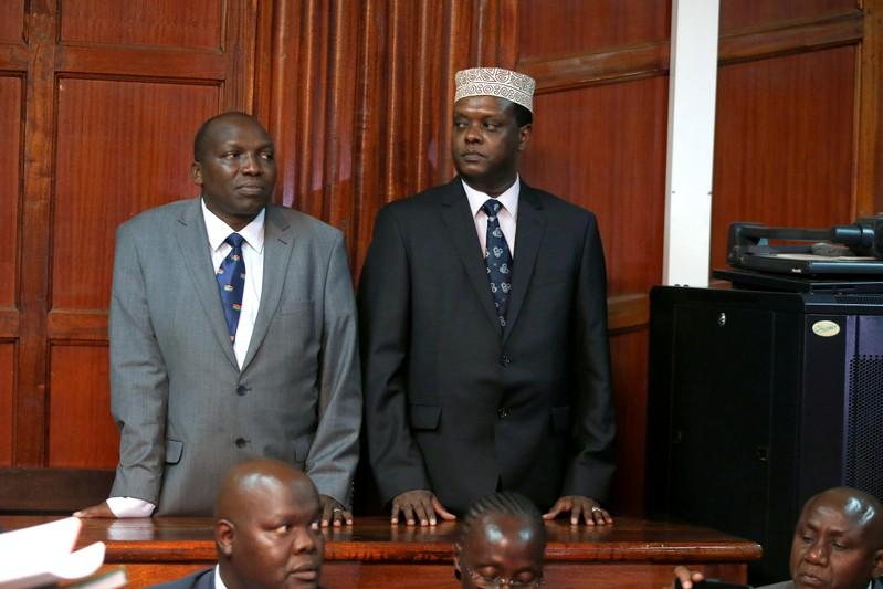 Kenyan ex-sports minister charged over Rio Olympics graft