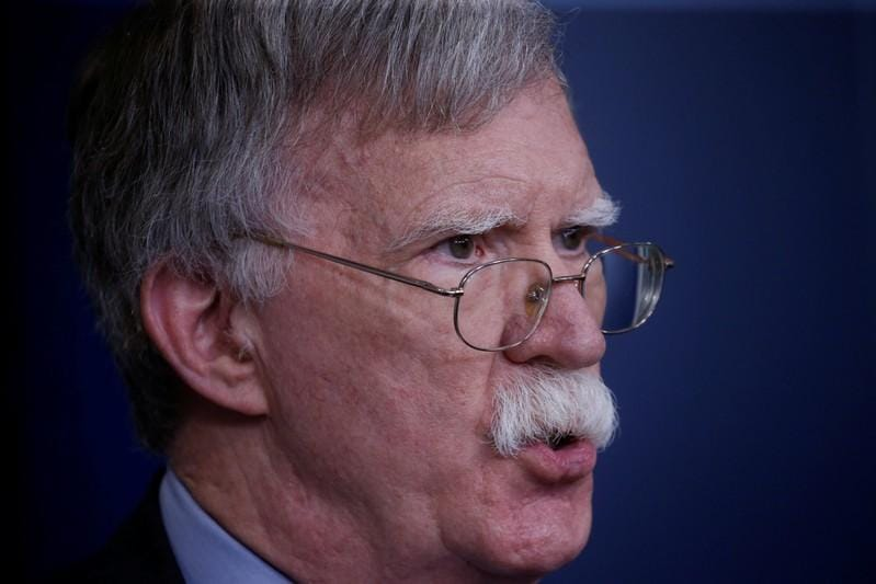Bolton says U.S. yet to finalise position on extending START treaty - RIA