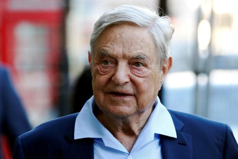 FBI investigates bomb found in mailbox at George Soros' New York home