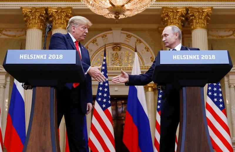 Putin meets Trumps national security pointman to discuss nuclear arms treaty