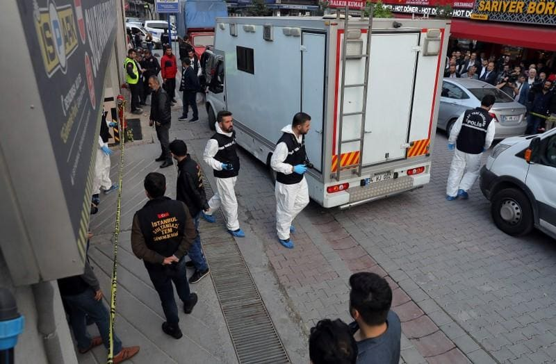 Saudi consulate vehicle searched in Istanbul in Khashoggi investigation  -CNN Turk
