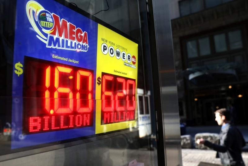 City in South Carolina's 'Golden Strip' sells winning lottery ticket