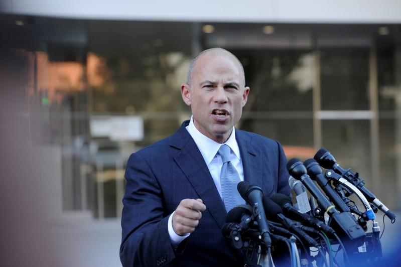 U.S. Senator refers Kavanaugh accuser, Avenatti for criminal probe