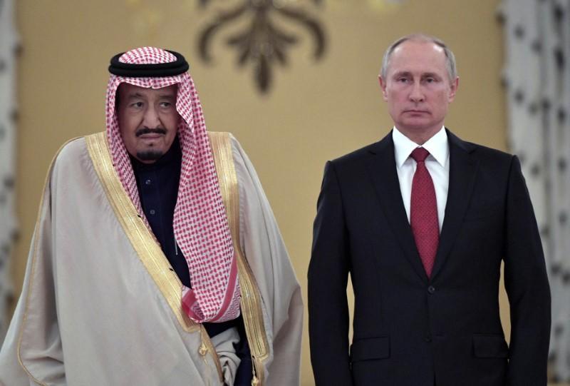 Saudi king briefs Putin on investigation into Khashoggi death - SPA