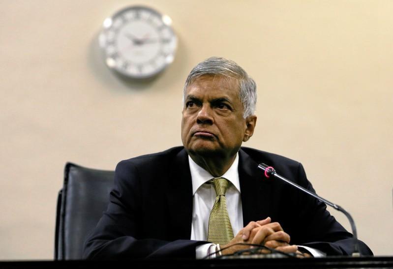 Sri Lanka's Wickremesinghe says still he is the prime minister