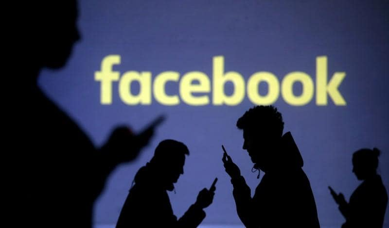 Facebooks rise in profit outweighs slow user, sales growth