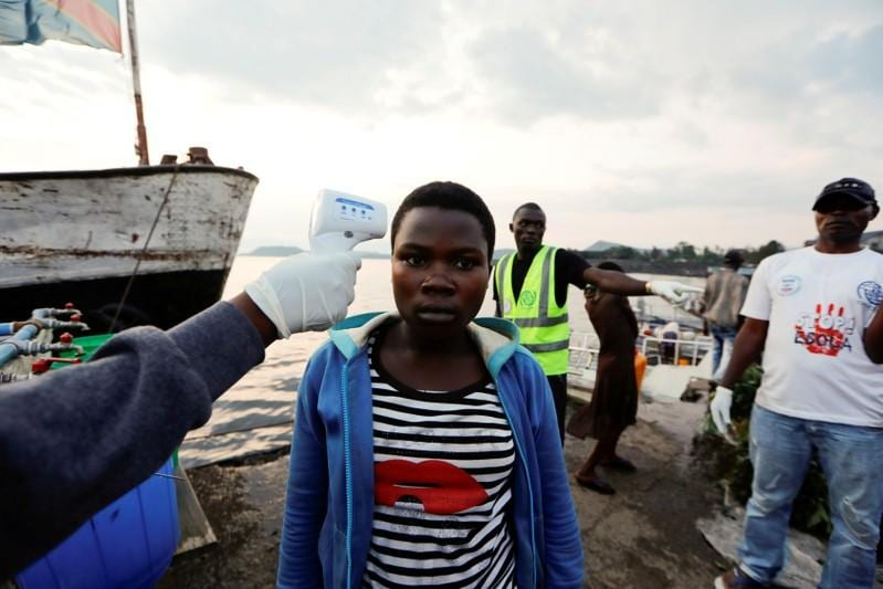 Ebola concentrated in Congo mining area, still an emergency - WHO
