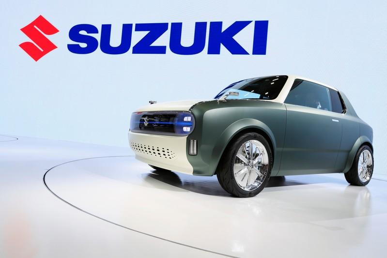 To go big on EVs Japanese car makers think supersmall