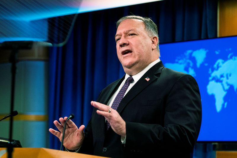 US will not change Syria policy to win release of Americans  Pompeo