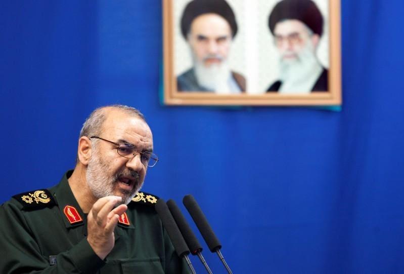 Iran able to flourish under sanctions - Revolutionary Guard