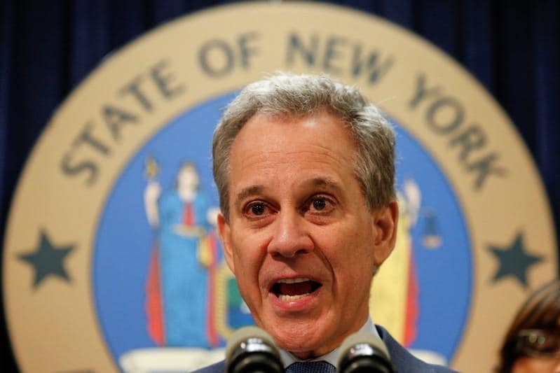 Ex-NY Attorney General Schneiderman will not face criminal charges