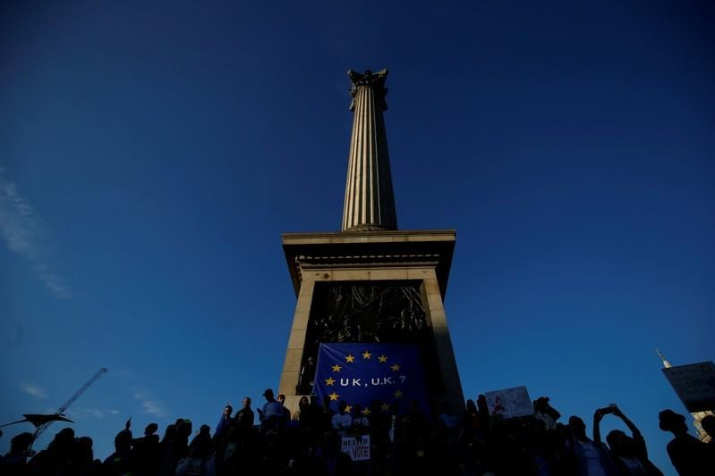 Chance of no-deal Brexit holds firm at one-in-four as clock ticks - Reuters poll