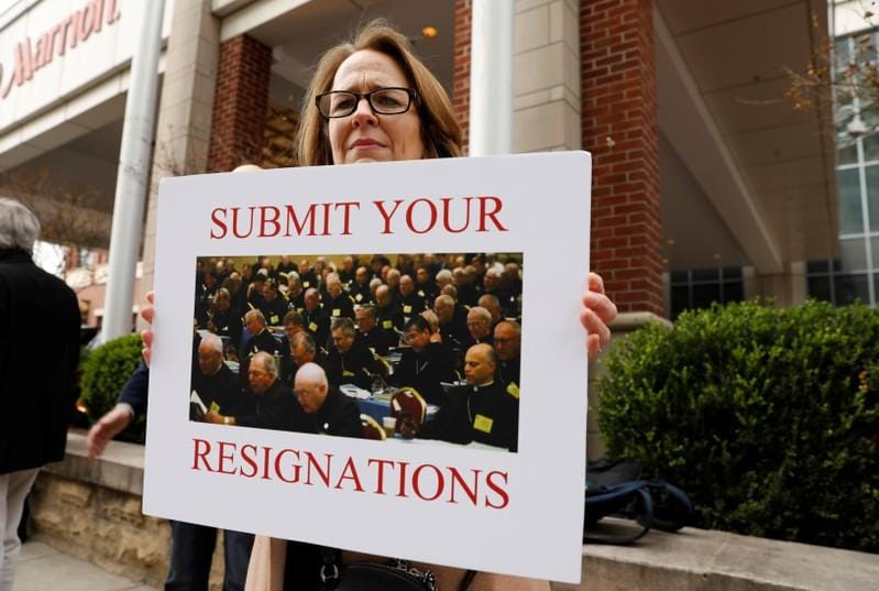 U.S. bishops delay action on clergy abuse at Vatican's request