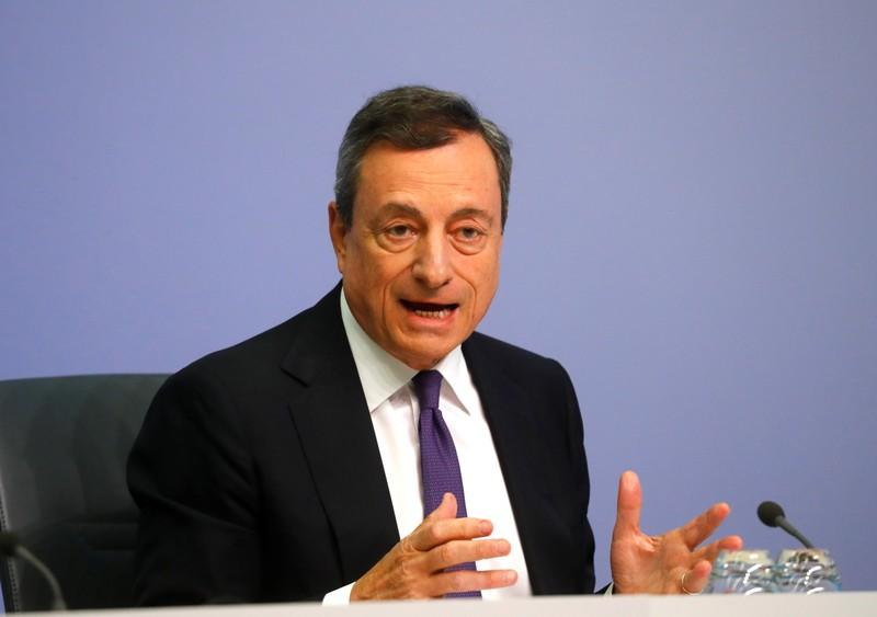ECB bond buying in final act as growth to bounce back - Reuters poll
