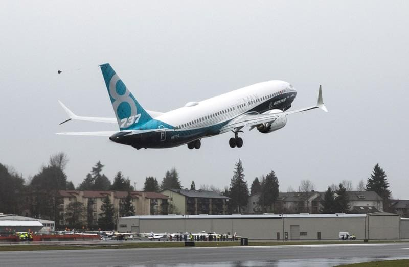 U.S. pilots union warns of possible 'safety deficiency' in Boeing 737 MAX