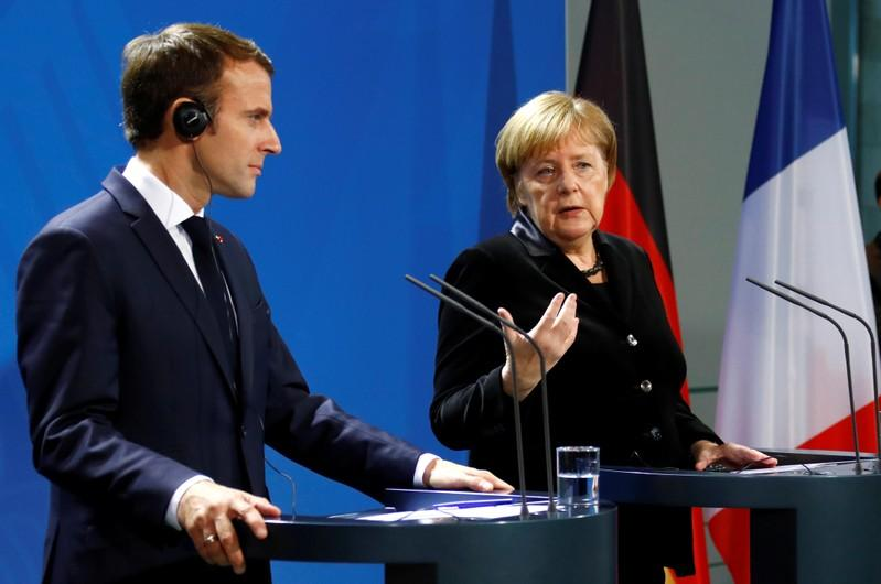 Germany, France must break taboos to advance on European reforms - Macron