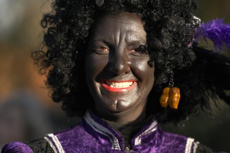 Festive fun or racism? Dutch
