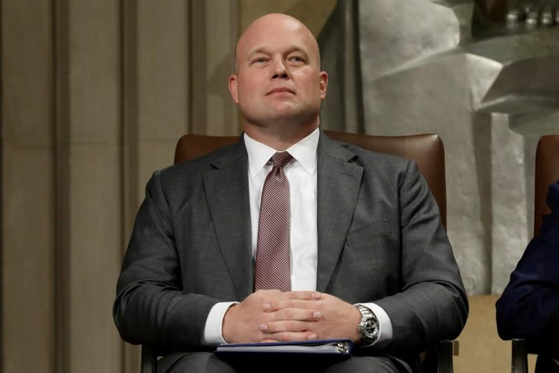 Democratic Senators File Lawsuit Challenging Matt Whitaker's Appointment as Acting Attorney General