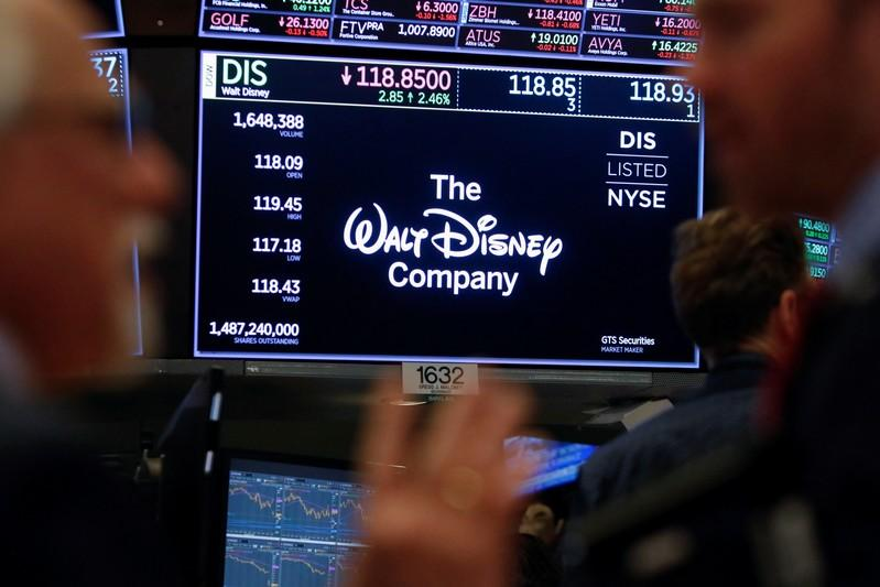 Disney's Fox deal gets China's approval