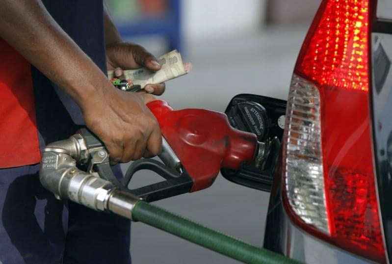 Oil slumps 6 percent as equities slide feeds demand worry