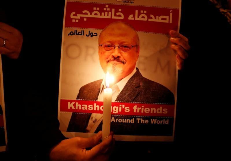 Trump stands by Saudi prince despite journalist Khashoggi's murder