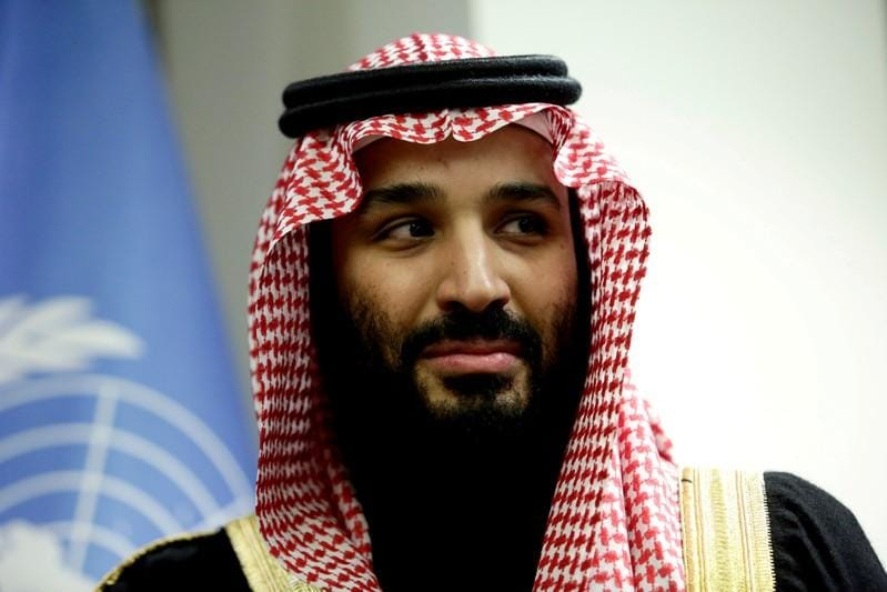 Saudi crown prince leaves for tour of Arab countries amid Khashoggi controversy