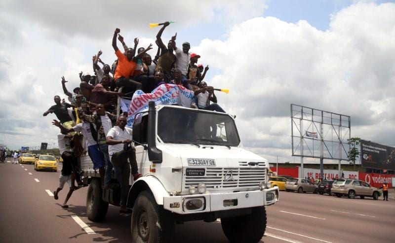 Congo authorities eye victory as candidates launch election campaigns