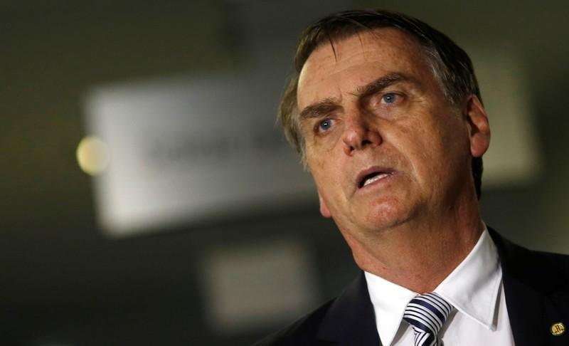 Brazil doctors delay removing president-elect Bolsonaro's colostomy bag