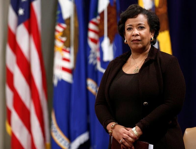 U.S. lawmaker subpoenas ex-FBI chief and former Attorney General