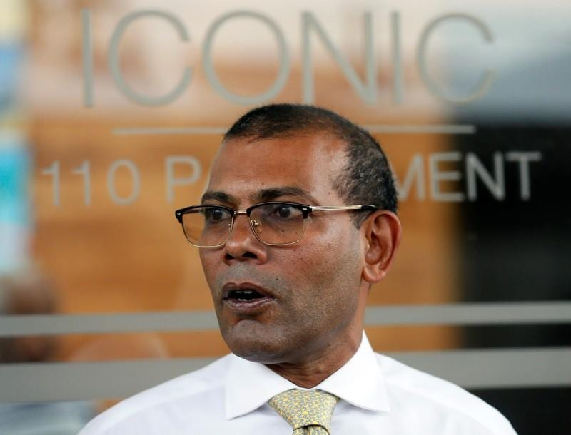 Maldives top court cancels jail sentence of former president