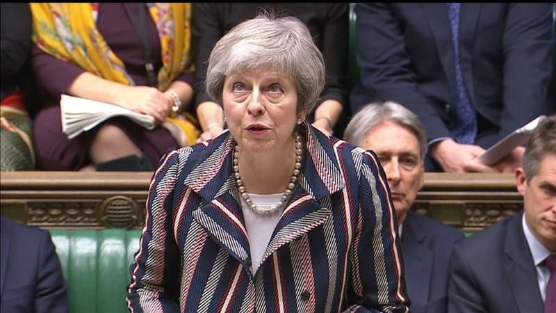 Tory MPs to back May's deal if she gives timetable for departure -Times