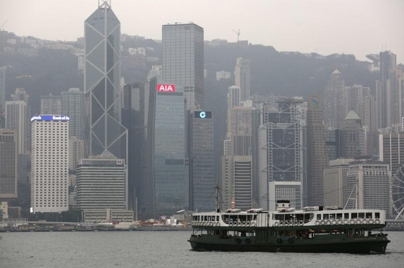 Hong Kongs finance sector MA deals fall prey to China crackdown