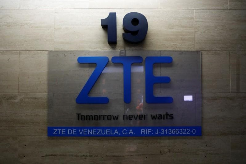 U.S. senators ask White House to probe ZTE work in Venezuela