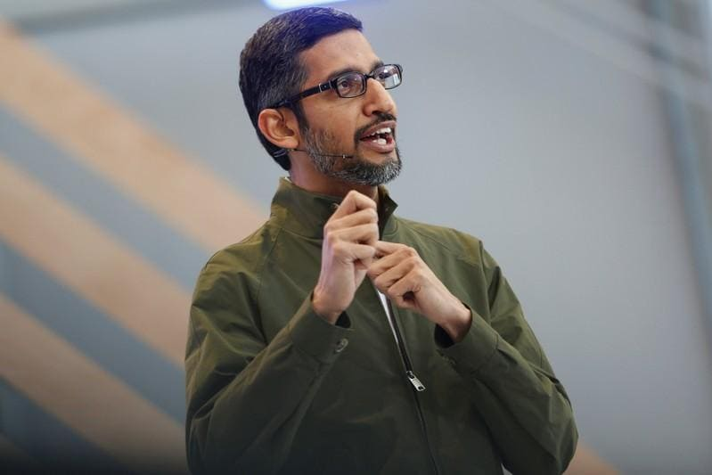 U.S. House panel sets Google CEO hearing for Dec. 5