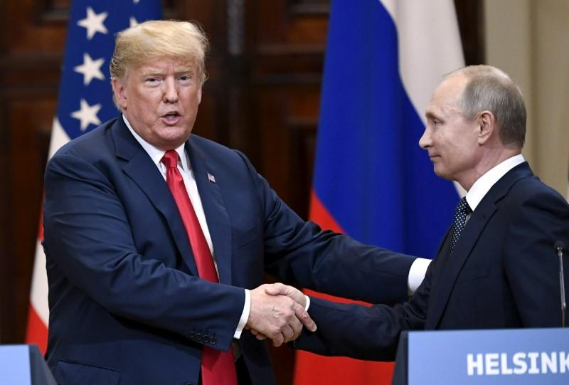 Trump pulls out of Putin meeting due to Ukraine crisis