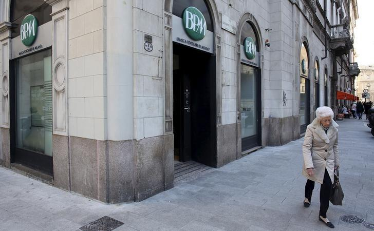 Italys Banco BPM eyes first dividend payout next year