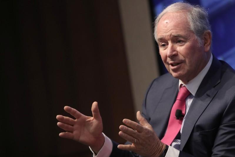 Blackstone CEO is optimistic US China will agree trade deal