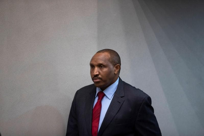 War crimes judges jail Congolese warlord Ntaganda for 30 years