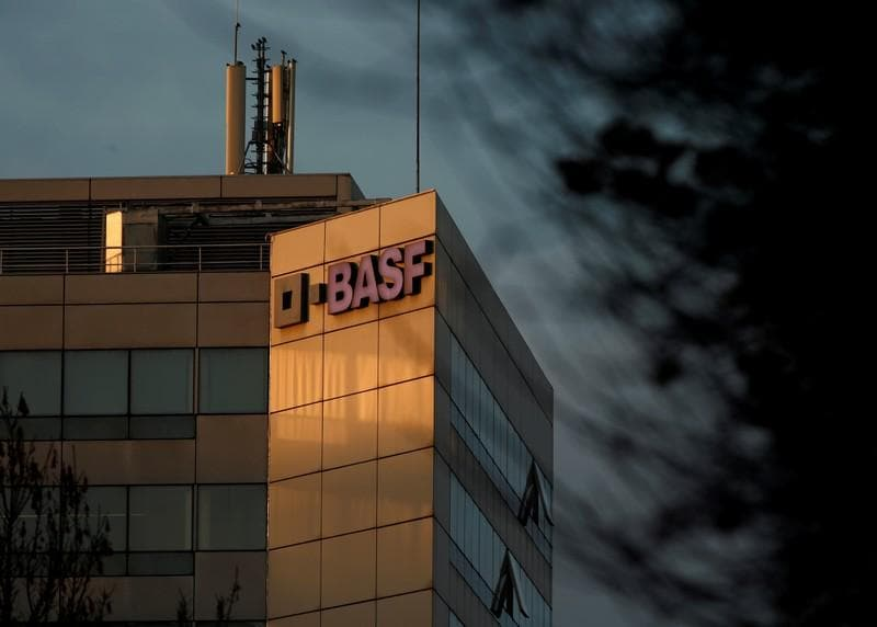 BASF invites final private equity bids for construction chems unit  sources
