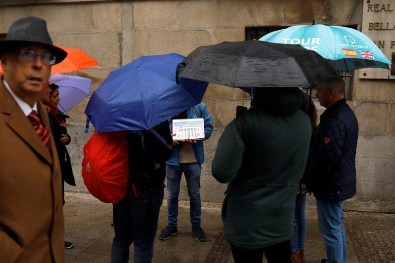 Divided and electionweary Spain heads to the polls