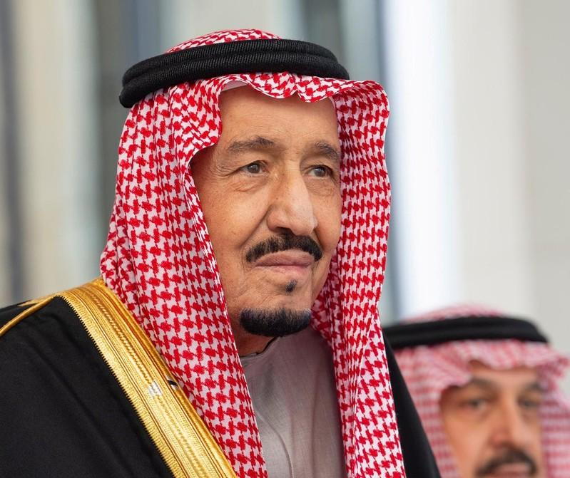 Saudi king blames Iran for chaos, says strikes failed to hurt kingdoms development