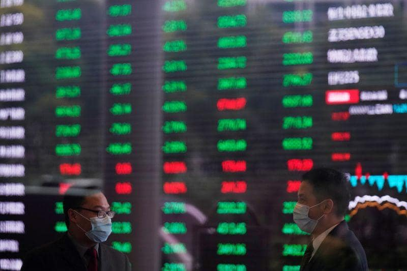 Asian shares hold firm shrug off US election jitters