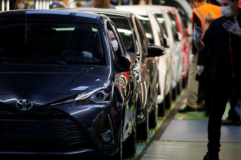 Toyota to double fullyear profit forecast to more than 97 billion  media