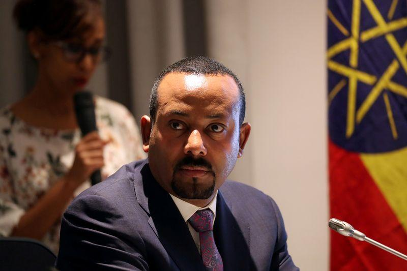 Ethiopias Abiy vows to disarm fugitives from justice in Tigray campaign