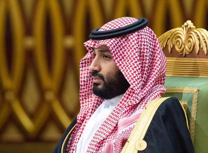 Saudi will strike those who threaten its security crown prince warns