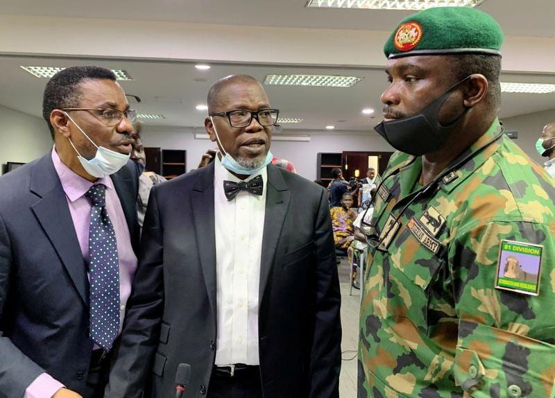 quotThe soldiers kept shootingquot witnesses testify in Lagos protest probe
