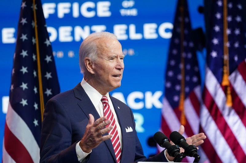 Biden says US allies need to set global trade rules to counter Chinas influence