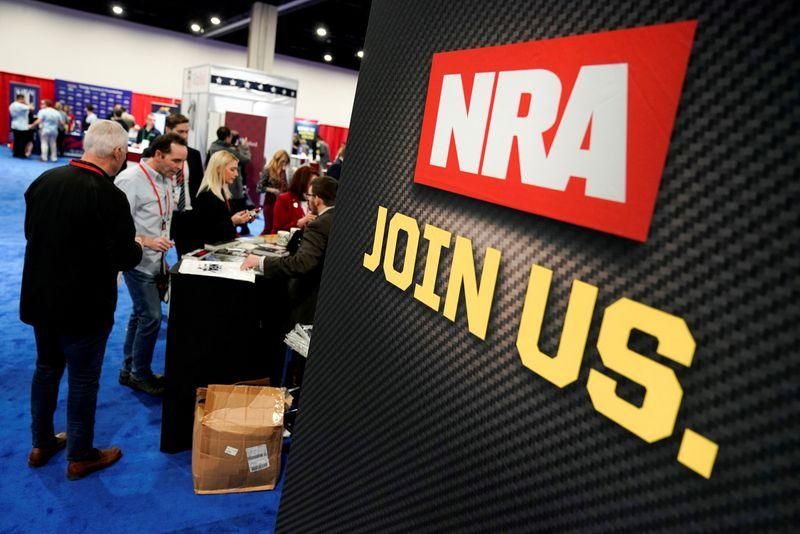 New York fines NRA gun rights group bans insurance sales for five years