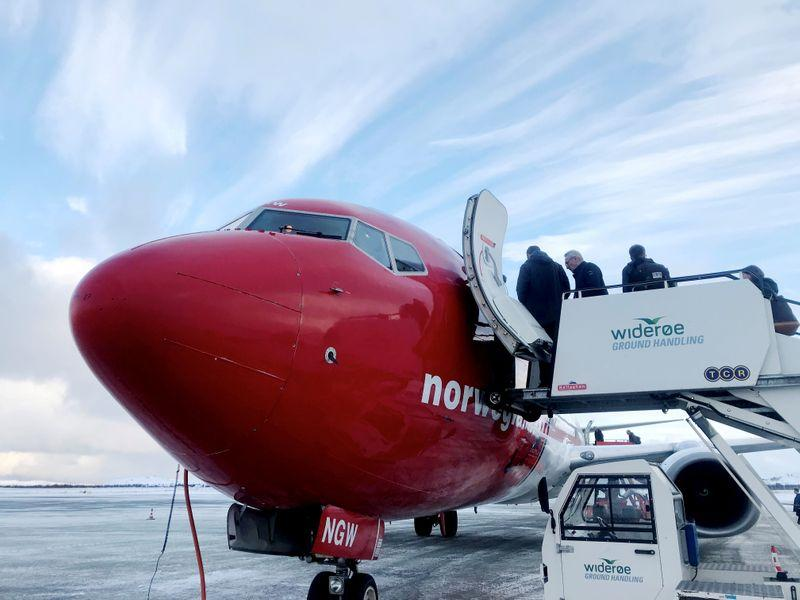 Norwegian Air seeks bankruptcy protection under Irish law