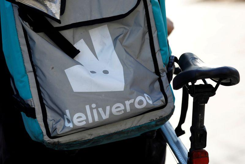 London steps up charm offensive for 4 billion Deliveroo listing  sources